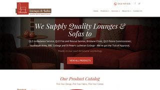 Lifestyle Leather Lounges
