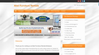 Abel Furniture Rentals