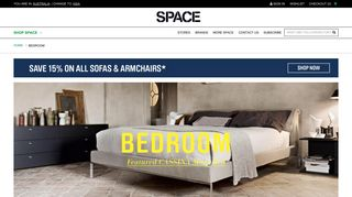 Space Furniture Bedrooms