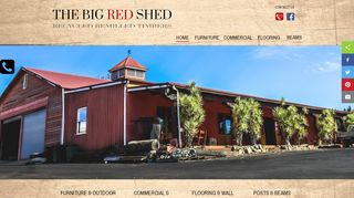 The Big Red Shed Timber