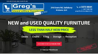 Gregs Office Furniture