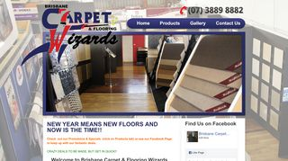 Brisbane Carpet & Flooring Wizards